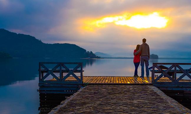 Contentamento: fora e dentro do casamento